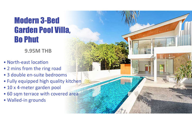 Koh Samui Villa for Sale