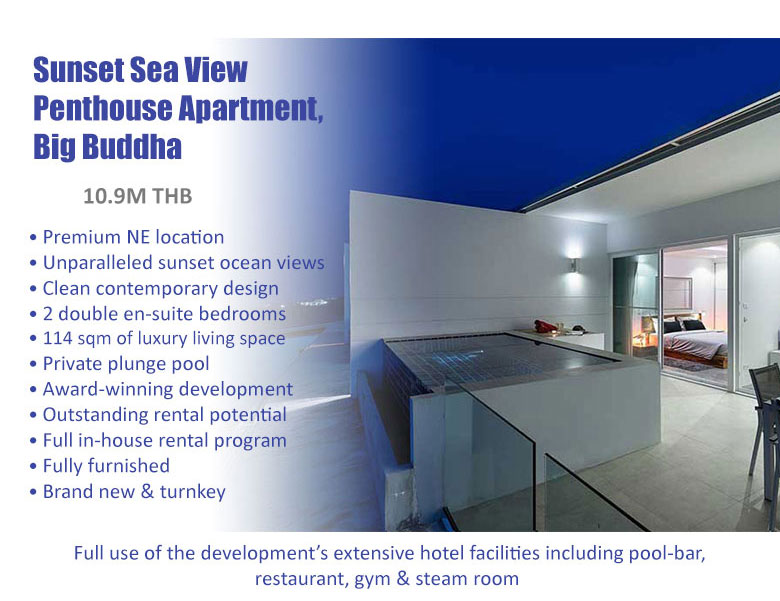 Koh Samui Luxury Apartment