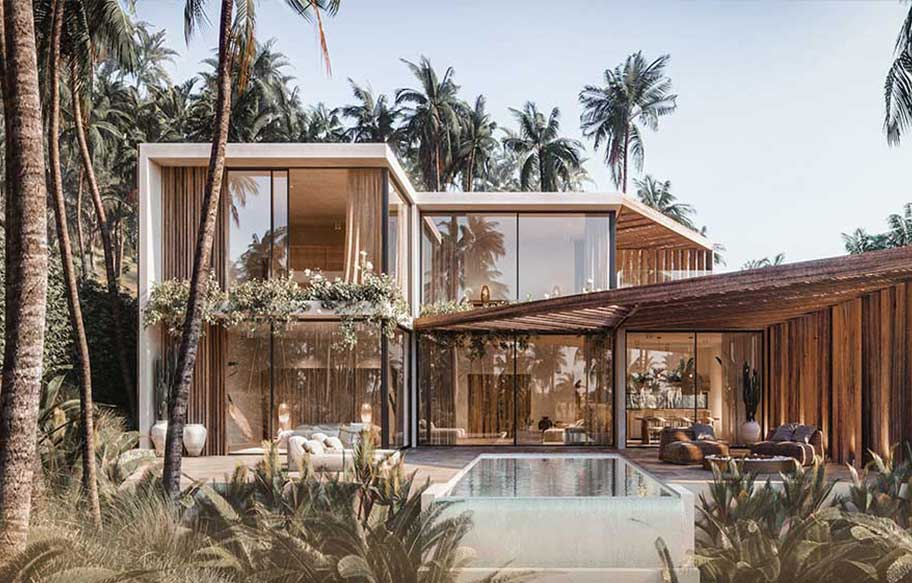Koh Samui property, villas for sale