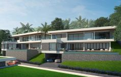 New 2 & 3-Bed Sea View Villas, Operational Resort, Plai Laem