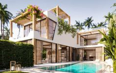 Stylish Contemporary Sea View Villas by Ban Rak Beach