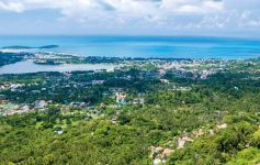 Land and Villa Project for Sale in Chaweng Hillside