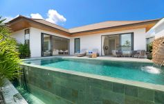 2-Bed Pool Villa in Gated Estate by Choeng Mon Beach