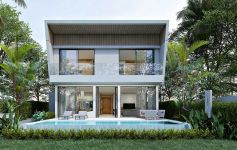 Secure Gated Estate of Contemporary 3-bed Pool Villas, Chaweng