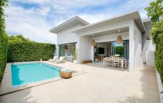 Turnkey Modern 3-bed Detached Pool Villa, Ban Rak