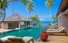 5-Bed Beachfront Villa, West Coast, Lipa Noi