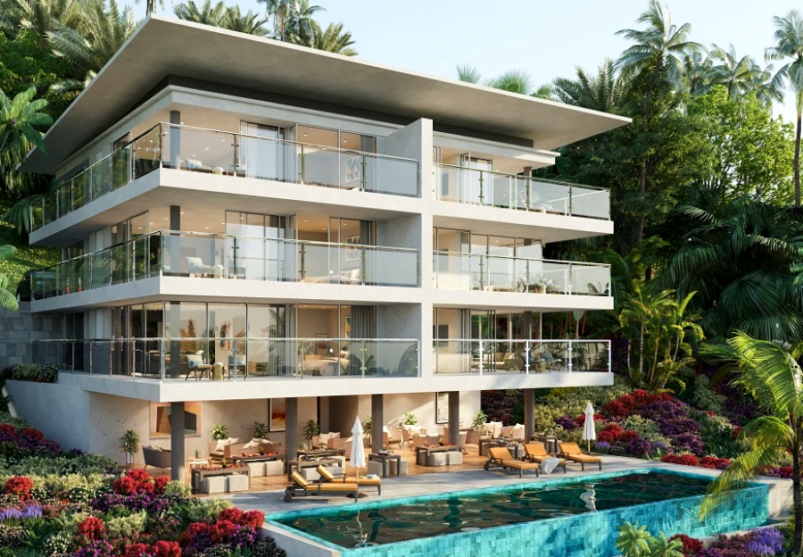 Brand New Boutique 2-Bed Apartments, Bang Por