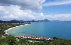 Last Available Land Plot – Exclusive Bay View Project, Chaweng Noi