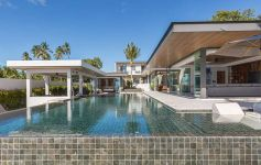 Recently Completed Bespoke 6-Bed Beachfront Villa, South Coast