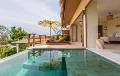 1-Bed Sea View Cottages - 500 Meters to Lamai Beach