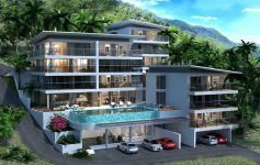 Brand New 2-Bedroom Apartments, Sea View Resort, Bang Por