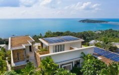 Magnificent Contemporary Ocean View 4-Bed Designer Villa, Choeng Mon