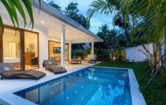 Beautiful Single Level 3-Bed Pool Villa, Bo Phut