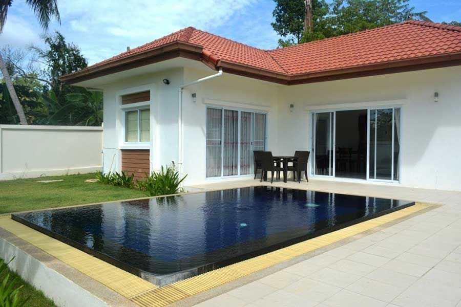 1-bed Pool Villa, Secure Managed Estate, Choeng Mon