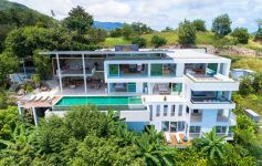 Bespoke Contemporary 4-Bed Luxury Sea View Villa, Thong Krut