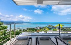 Luxury 3-Bed Ocean View Resort Apartment, Big Buddha