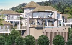 Samui Green Luxury 5-Bed Villa, Chaweng Noi