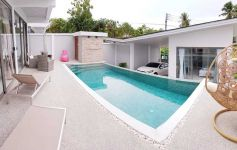 3-Bed Modern Sea View Pool Villa, Choeng Mon