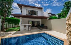 Garden Villa in Gated Residential Development, Plai Laem