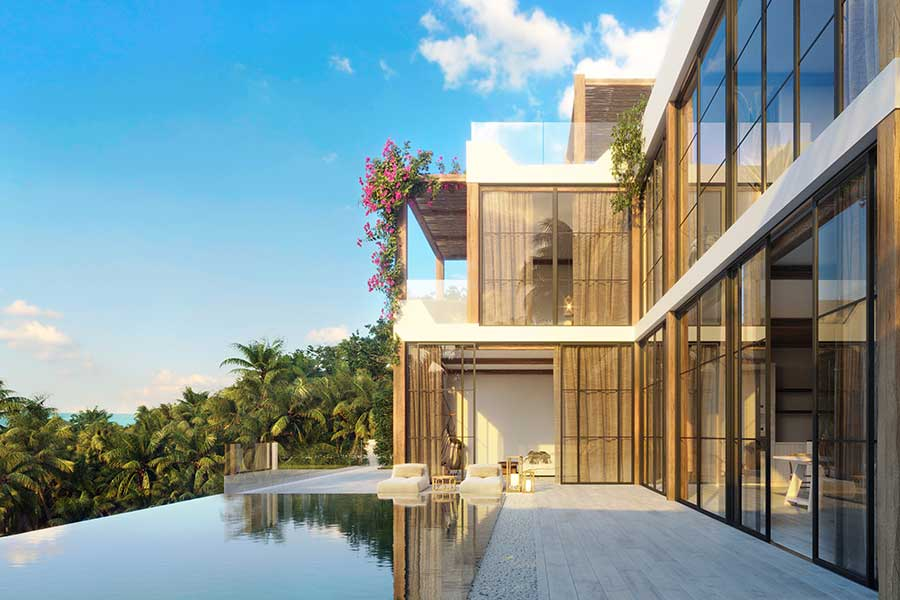 Chandra Phase 2 – Contemporary Pool Villas, Chaweng Noi