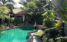 3-Bed Pool Villa for Rent in Tropical Gardens, Plai Laem