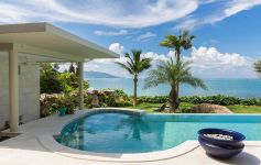 Market-Leading Contemporary 6-Bed Beach Villa, Samrong Bay