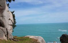Premium Clifftop Land - 2,056 sqm in Chaweng Noi, Koh Samui