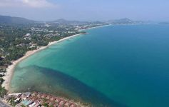 Exceptional Close Bay View Land, Chaweng Noi