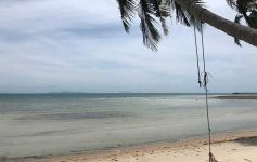 1.5 Rai of Absolute Beachfront Land, Taling Ngam, South-West Coast