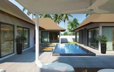 2 and 3-Bed Pool Villas in Gated Development by Choeng Mon Beach
