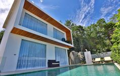 Vista del Mare - Contemporary 2-bed Pool Villa, Lamai
