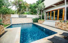 3-Bed Pool Villa, Gated Estate, Chaweng Noi