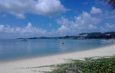400 sqm Pure Beachfront Land Parcel, Ban Rak, North-East Koh Samui