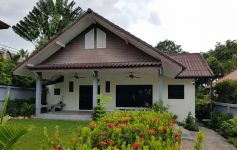 Spacious 3-Bed Bungalow, Ban Rak, North-East