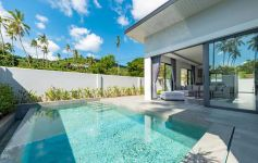 New 2-Bed Garden Pool Villas, Bo Phut