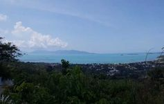 1,200 sqm of Sea View Land, Bo Phut