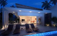 Immaculate 4-Bed Sunset Sea View Villa, Big Buddha, Koh Samui