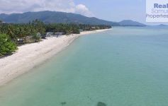 12,996 sqm of Pristine Beachfront Land, Hua Thanon