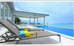 Luxury 4-Bed Panoramic Ocean View Villa, North-West Coast