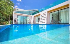 Vista Del Mare – 3-Bed Contemporary Hillside Pool Villa, Lamai