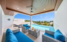 3-Bed Sea View Duplex Villas by Choeng Mon Beach