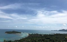 Sea View Land Plots Overlooking Chaweng Bay