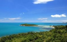 1,008 sqm Sea View Plot, Exclusive Gated Development, Choeng Mon