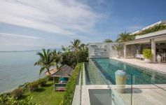 Market-Leading 5-Bed Contemporary Oceanfront Villa, Tongsai Bay