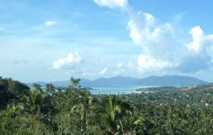 Sea View Land Plot, Plai Laem - 966 Sqm, Gated Development