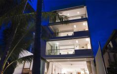 Fully Serviced Luxury Beachfront Duplexes, Bo Phut