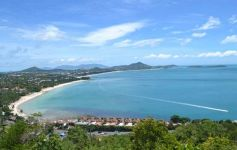 Exceptional Sea View Land Parcels Overlooking Chaweng Beach