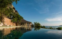 Immaculate 6-Bed Headland Villa - South of Samui at Laem Sor