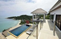 3-Bed Sea View Villa in Tongson Bay by Choeng Mon