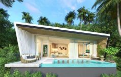 Detached 2-Bed Sea View Pool Villas, Bo Phut